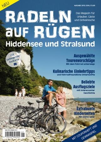 Radeln auf Rügen Ausgabe 2015